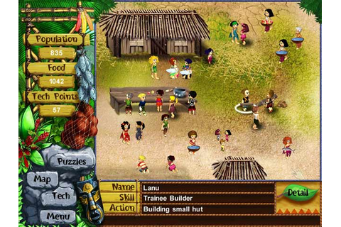 Virtual Villagers : Free Online Games - www.freeworldgroup.com