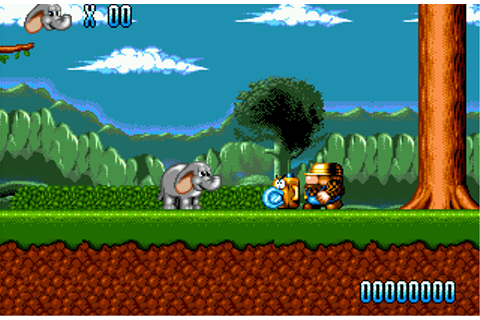 File:Rolo to the Rescue in-game screenshot (Sega Genesis ...