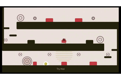 Sound Shapes - Game tutorial - [Session of First Play ...