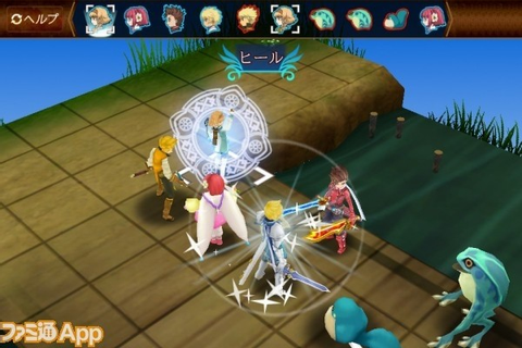 Tales of the World: Tactics Union para Android | Android Zone