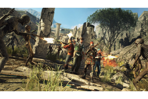 Hands On: Strange Brigade Is a Punchy, Pulpy 1930s Shooter ...