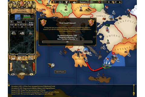 Europa Universalis 2 Download (2001 Strategy Game)
