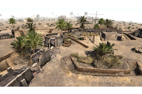 Tobruk Outskirts addon - U.N.I.T. MOD for Men of War ...