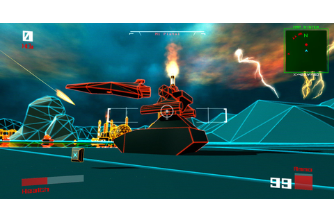 Vektor Wars (Wii U eShop) News, Reviews, Trailer & Screenshots