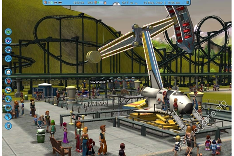 RollerCoaster Tycoon 3: Platinum - Tai game | Download ...