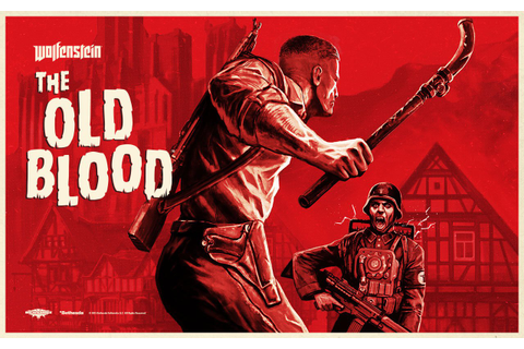 Wolfenstein: The Old Blood Announced With Gameplay Trailer!