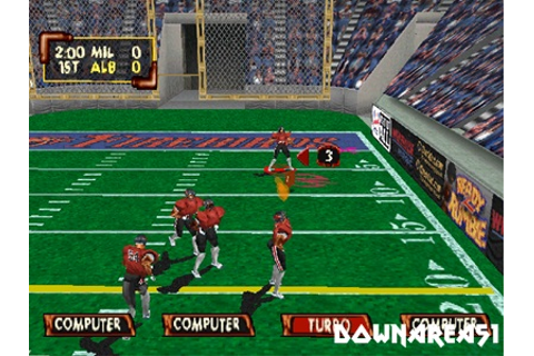 Kurt Warner's Arena Football Unleashed PS1 ISO - Download ...