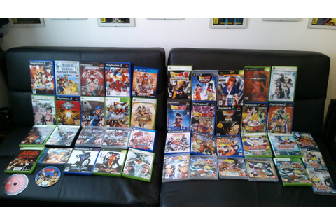 My Fighting Game Collection without all the Street Fighter ...