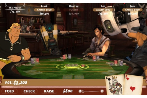 Poker Night 2 on Steam - PC Game | HRK Game