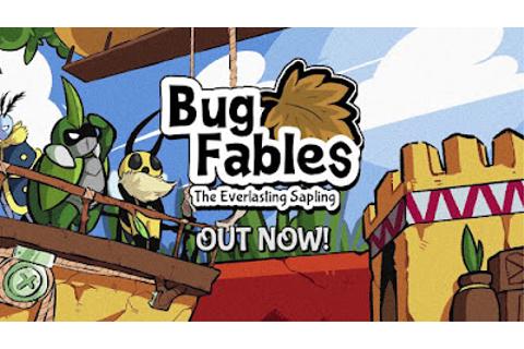 Bug Fables: The Everlasting Sapling - BSAT | GAMES | BSAT ...