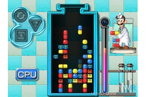 Dr. Mario: Miracle Cure - Game - Nintendo World Report
