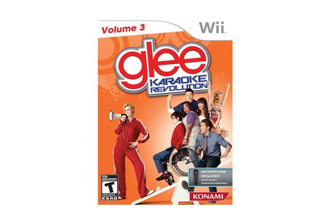 Karaoke Revolution Glee: Volume 3 Wii Game - Newegg.com