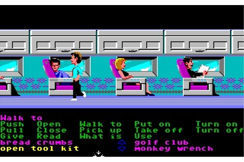 Zak McKracken and the Alien Mindbenders Game Download