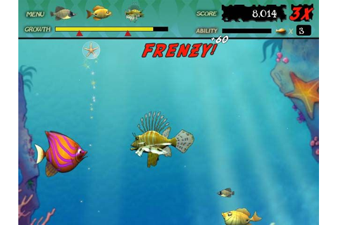 Play Feeding Frenzy > Online Games | Big Fish | Big fish ...