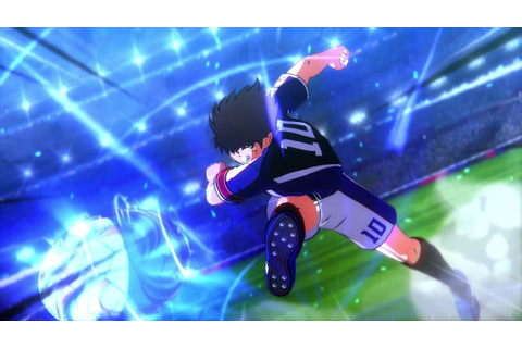 Captain Tsubasa: RISE OF NEW CHAMPIONS Was Originally ...