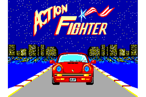 Captain Williams =/\= | SEGA Master System | Action Fighter