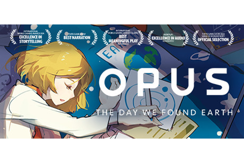 OPUS: The Day We Found Earth on Steam