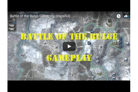[Full-Download] Free Download 1944 Battle Of The Bulge Pc ...