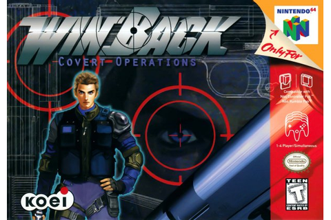 WinBack: Covert Operations (N64 / Nintendo 64) News ...