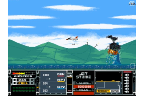 JetStrike - PC Review and Full Download | Old PC Gaming