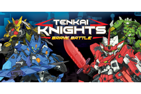 Tenkai Knights™: Brave Battle | Nintendo 3DS | Games ...