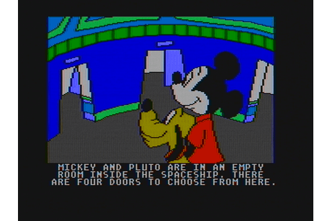 Download Mickey's Space Adventure - My Abandonware