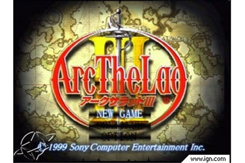 Arc the Lad III Screenshots, Pictures, Wallpapers ...