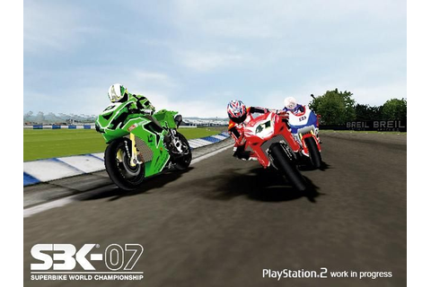 SBK 07 - Superbike World Championship | GamesRadar+