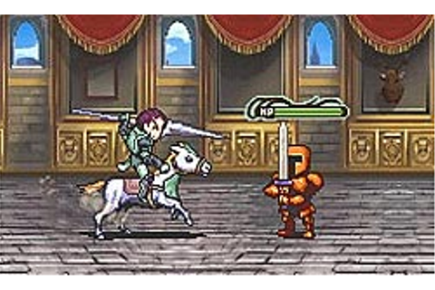 Rondo of Swords Review for the Nintendo DS (NDS)