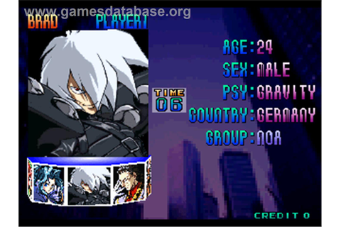Psychic Force EX - Arcade - Games Database