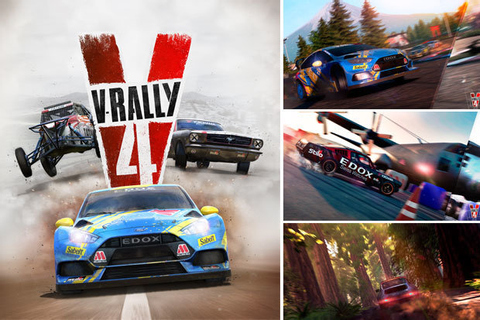 V-Rally 4 release REVEALED: Off-road racing game returns ...