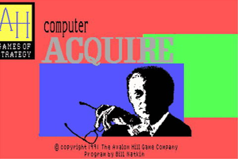 Download Computer Acquire (Strategy) - My Abandonware