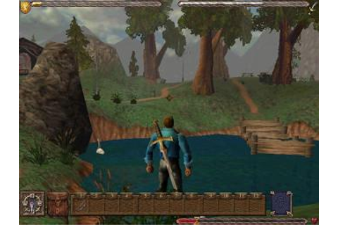 Screens: Ultima IX: Ascension - PC (1 of 9)