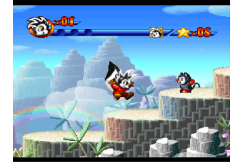 Play Punky Skunk Sony PlayStation online | Play retro ...