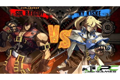 GUILTY GEAR Xrd REVELATOR Pc Game Free Download