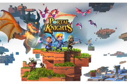 Portal Knights, a 3D Sandbox RPG, Coming to Steam