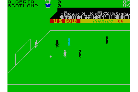 Download World Cup Carnival (Commodore 64) - My Abandonware