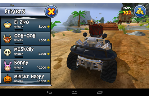 Beach Buggy Blitz : A fantastic racing game which will ...