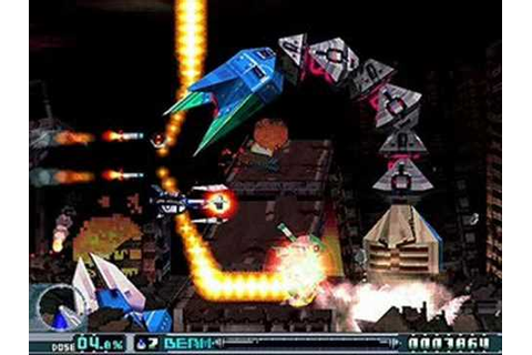 R-Type Delta Music - Stage 1 (Crazy Machine) - YouTube