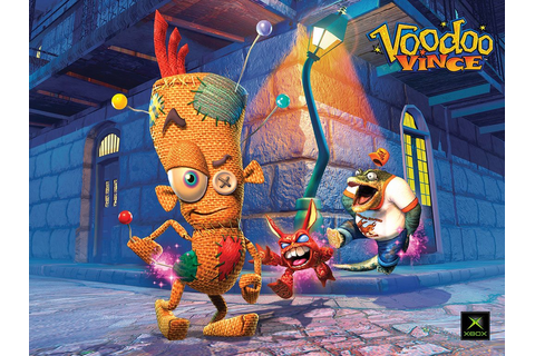Voodoo Vince, original Xbox title, gets remastered 13 ...