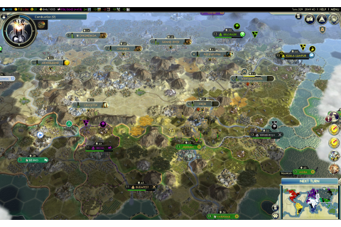 Play Civilization 5 free on Steam
