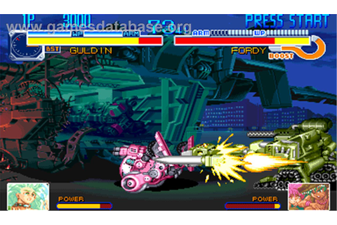 Cyberbots: Fullmetal Madness - Arcade - Games Database
