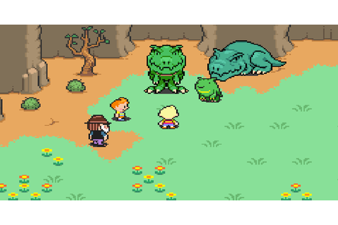 Mother 3: A Game's Story – Script Routine
