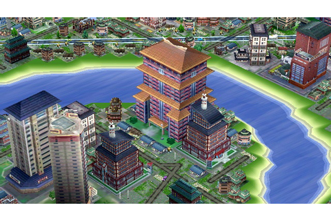 Review: SimCity blueprint builds well on Wii - Infendo ...