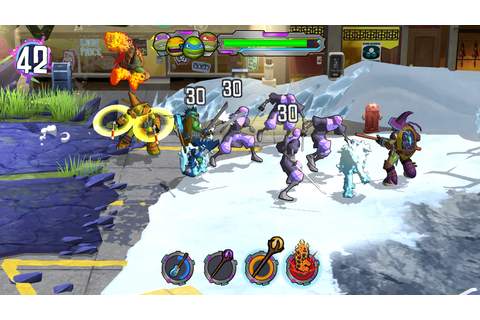 Teenage Mutant Ninja Turtles: Portal Power - Download Free ...