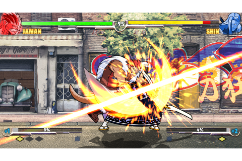 Download Dual Blades Full PC/MAC Game