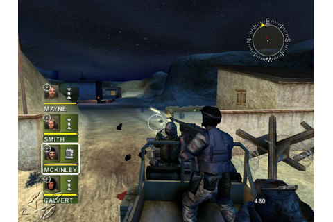 Conflict Desert Storm 2 (PC Game) | Site Of Paradise