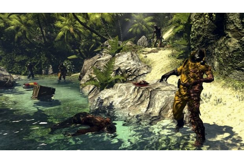 Review: Dead Island Riptide