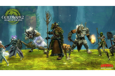 Guild Wars 2 – First paid game expansion Heart of Thorns ...