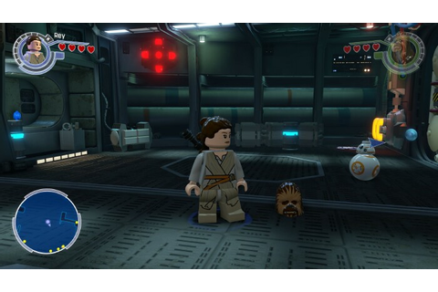 Lego Star Wars: The Force Awakens but the game snoozes ...